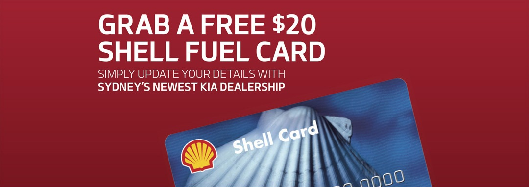 Free Fuel Card